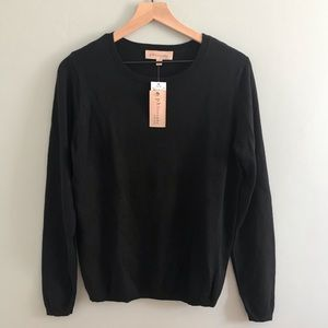 Philosophy sweater NWT